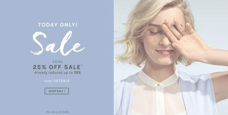 Naturalizer Today Only - Extra 25 Off Sale Promo Code, Already Reduced up to 70% Off (July 21)