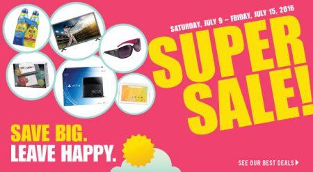 Shoppers Drug Mart Super Sale (July 9-15)