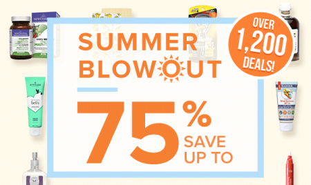 Well Summer Blowout Sale - Save up to 75 Off (July 21-24)