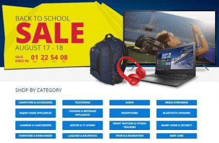 Best Buy Back to School Sale (Aug 17-18)