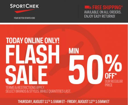 Home > 🏈 Sports & Outdoors > Sport Chek Promo Code updated on December 1, Sport Chek Promo Code & Sale. go to mtl999.ga Sport Chek Promo Code & Sale Free Shipping. Do they offer Free Shipping? Sport Chek does offer Free Standard Shipping on orders $50 or over. Learn more about Sport Chek`s shipping policy on this page.