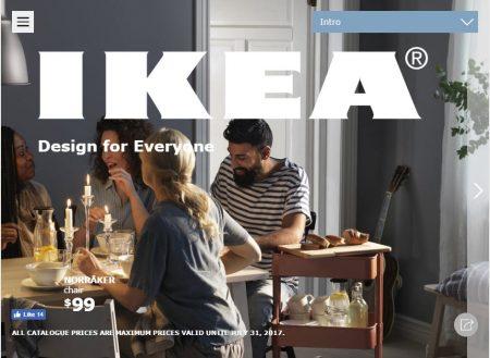IKEA New 2017 IKEA Catalogue is here