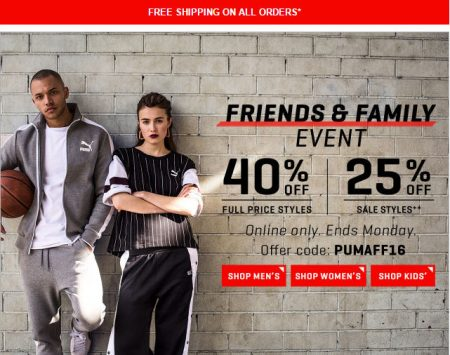 puma-ca-friends-family-sale-save-40-off-free-shipping-promo-code-until-sept-19