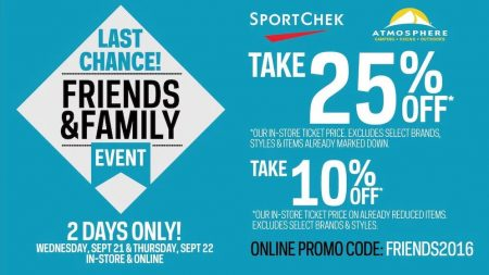 Find new Sport Chek promo codes at Canada's coupon hunting community, all valid Sport Chek coupons and discounts on shoes, golf, and bikes for Up to 60% off.