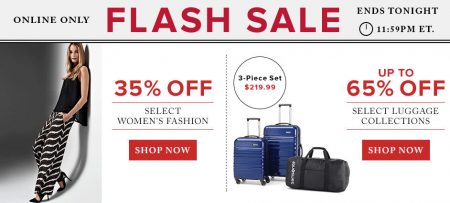 thebay-flash-sale-35-off-womens-fashion-up-to-65-off-luggage-sept-28