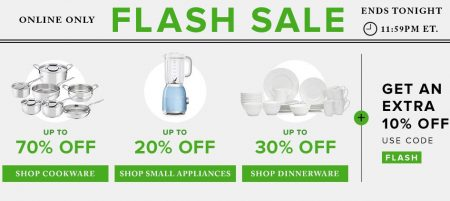 thebay-flash-sale-up-to-70-off-cookware-extra-10-off-promo-code-sept-21