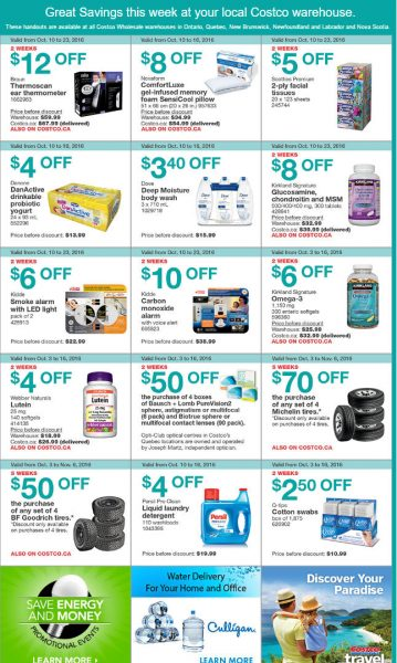 Costco deals ottawa - Frontier coupon code july 2018