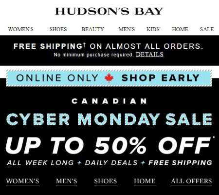 hudsons-bay-canadian-cyber-monday-sale-up-to-50-off-free-shipping-all-orders-extra-15-off-oct-7-10