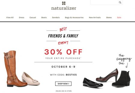 naturalizer-friends-and-family-sale-30-off-enter-purchase-free-shipping-oct-6-9