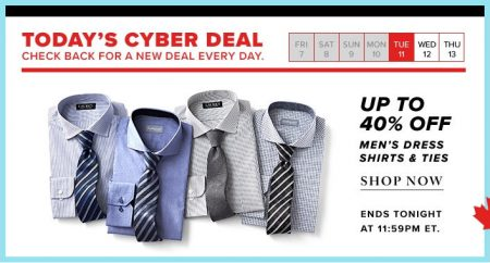thebay-todays-cyber-deal-up-to-40-off-mens-dress-shirts-ties-oct-11