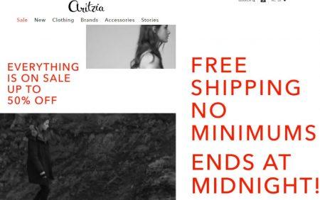Aritzia coupon code