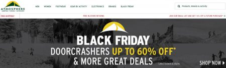Atmosphere black friday doorcrashers up to 60 off for Las vegas hotels black friday deals