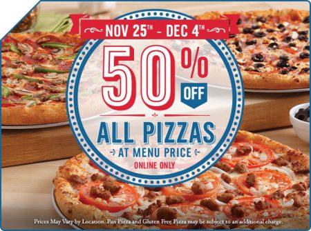 dominos-pizza-50-off-all-pizzas-at-menu-price-nov-25-dec-2