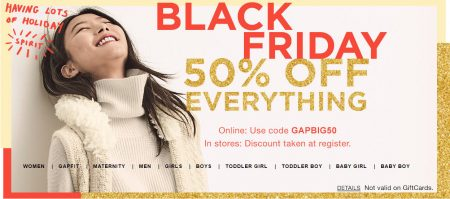 old navy black friday canada
