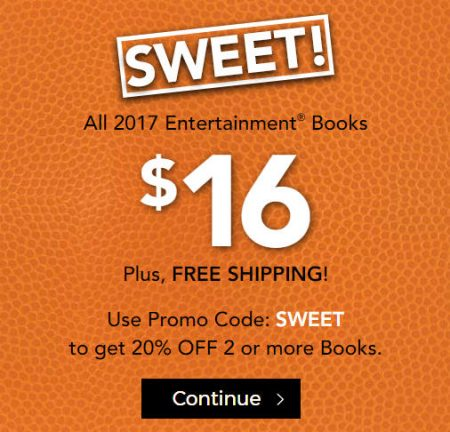 How to use entertainment book coupons online