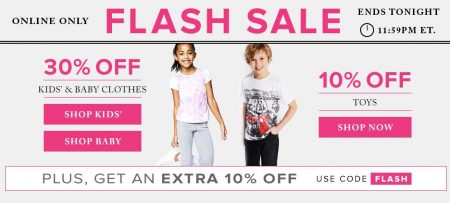 5117ee1ab TheBay.com  Flash Sale - 30% Off Kids   Baby Clothes