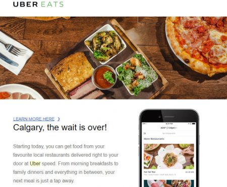how to take off a code ubereats
