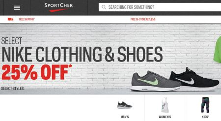 9537ce1dee5b Sport Chek: 25% Off Select Nike Clothing & Shoes (Until June 12 ...