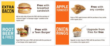 A&W Canada: New Printable Coupons + Free Root Beer Coupon (Until July 9) - Calgary Deals Blog