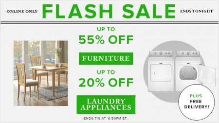 thebay furniture. TheBay.com: Flash Sale \u2013 Up To 55% Off Furniture, 20% Laundry Appliances (July 9) Thebay Furniture Y