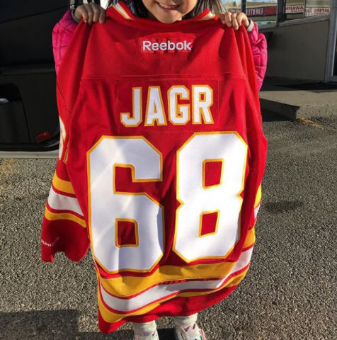 detailing e6e21 8c42d Poll: Faux Pas or Not - Jagr on Retro 3rds? [Archive ...