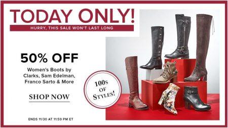 8ed6da9fe TheBay.com  Today Only - 50% Off Women s Boots (Nov 30) - Calgary ...
