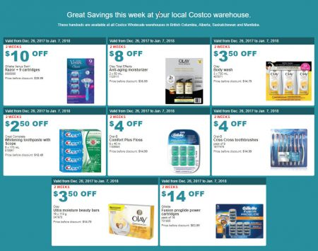 Costco coupon december 2018