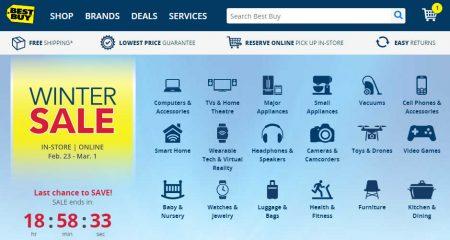 Best Buy: Winter Sale (Fab 23 - Mar 1)