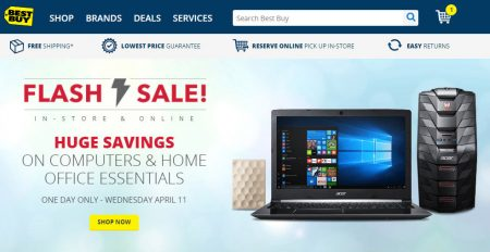 Best Buy: Flash Sale U2013 Savings On Computers U0026 Home Office Essentials (Apr  11)