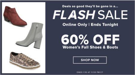 TheBay.com: Flash Sale – 60% Off Women
