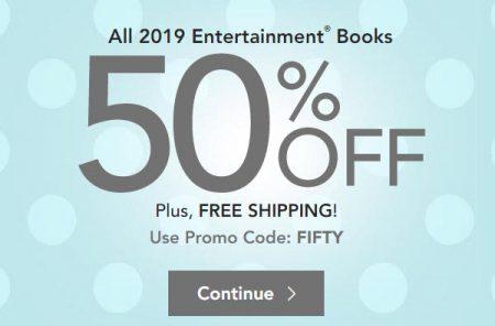0184f477fa Entertainment.com  50% Off All 2019 Coupon Books + Free Shipping (Mar 25 –  Apr 10)