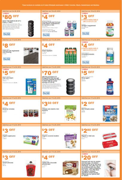 990b0e7db83 Costco: Weekly Handout Instant Savings West Coupons (June 17-23 ...
