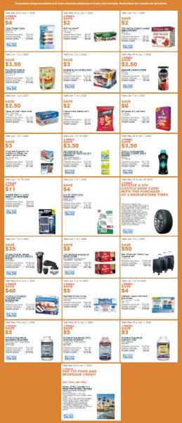 Costco Weekly Handout Instant Savings West Coupons June 1 7 Calgary Deals Blog