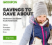 Groupon.com: Savings to Rave About - Markdowns on 50,000 Deals Nationwide (Jan 5-6)