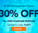 Entertainment.com: 30% Off All 2018 Coupon Books + Free Shipping (Jan 9-15)